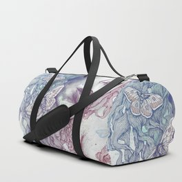 Ornaments: Rainbow Duffle Bag