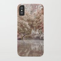 frozen iPhone & iPod Cases featuring Frozen by Françoise Reina