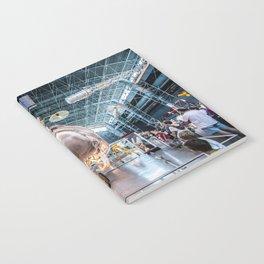 Shuttle Notebook