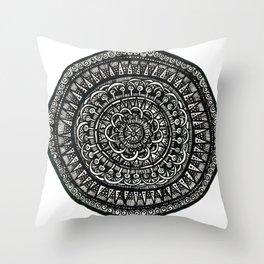 mandala 1.1 Throw Pillow