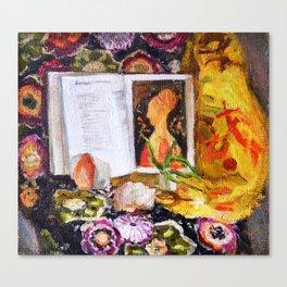 Still life # 20 Canvas Print