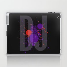 Art DJ Laptop & iPad Skin