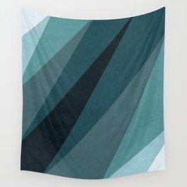 Six Shades of Sea Wall Tapestry