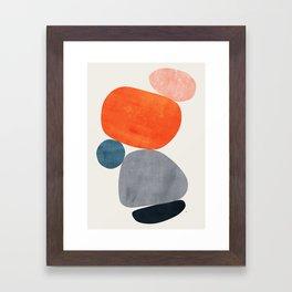 Balance III Gerahmter Kunstdruck
