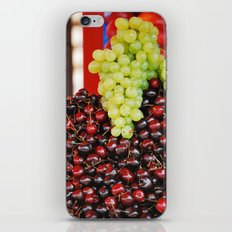 Farmers Market iPhone & iPod Skin