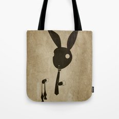 Goodbye Bow Tie Tote Bag