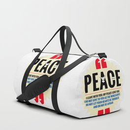 PEACE! Duffle Bag