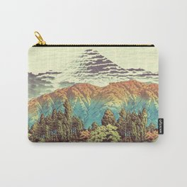 The Unknown Hills in Kamakura Carry-All Pouch