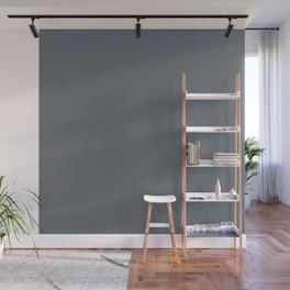 Pebble Gray Wall Mural
