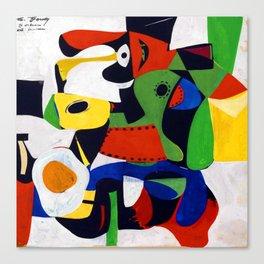Arshile Gorky Untitled Canvas Print