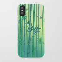 serenity iPhone & iPod Cases featuring Serenity by Natalia Linn