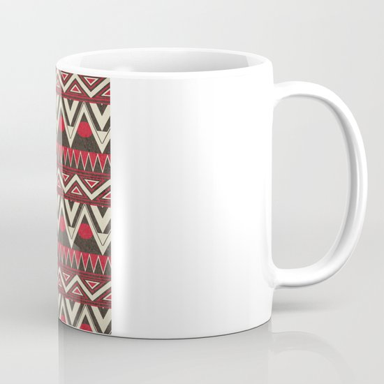 Tribal New World  Mug
