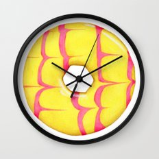 Party Ring Wall Clock