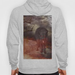 Awesome wolf Hoody
