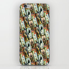 Haunted Mansion Stretch Paintings iPhone Skin