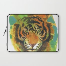 tiger stare Laptop Sleeve