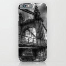 Hammersmith Bridge London iPhone 6s Slim Case