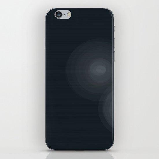 Star Beams iPhone & iPod Skin