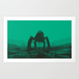 The Ezekiel Effect Art Print