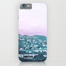 Looking Back from Ocean Beach, SF Slim Case iPhone 6