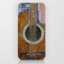 Guitar Sunshine iPhone Case