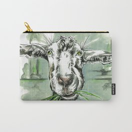 Gordon Goat Carry-All Pouch