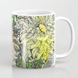 With Flowers Coffee Mug