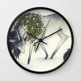 Vergo Wall Clock