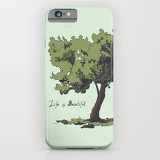 Life is Beautiful Olive Tree iPhone 6s Slim Case