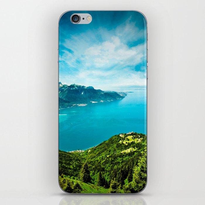 Lake Geneva iPhone Skin
