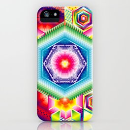 HEX - Joy iPhone Case