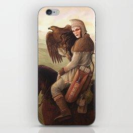 Khasa ~ A Compendium Of Witches iPhone Skin