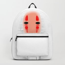 No Face Kaonashi Backpack