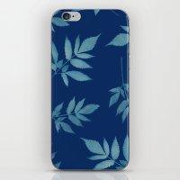 botanical iPhone & iPod Skins featuring Botanical by Jody Edwards Art