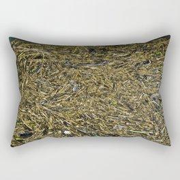 floating wood texture Rectangular Pillow