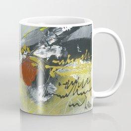 Colours of my mind by Australian Artist Vidy Potdar Coffee Mug