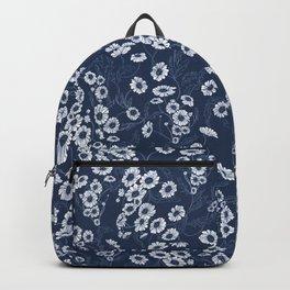 Daisy Dream Navy Backpack