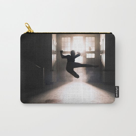 Jump contre jour Carry-All Pouch