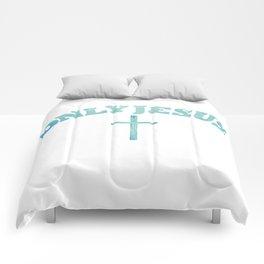 Only Jesus Comforters