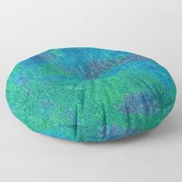Abstract No. 618 Floor Pillow