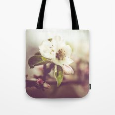 Lonely blossom Tote Bag