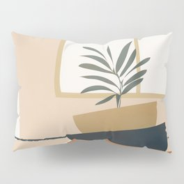 Plant in a Pot Pillow Sham