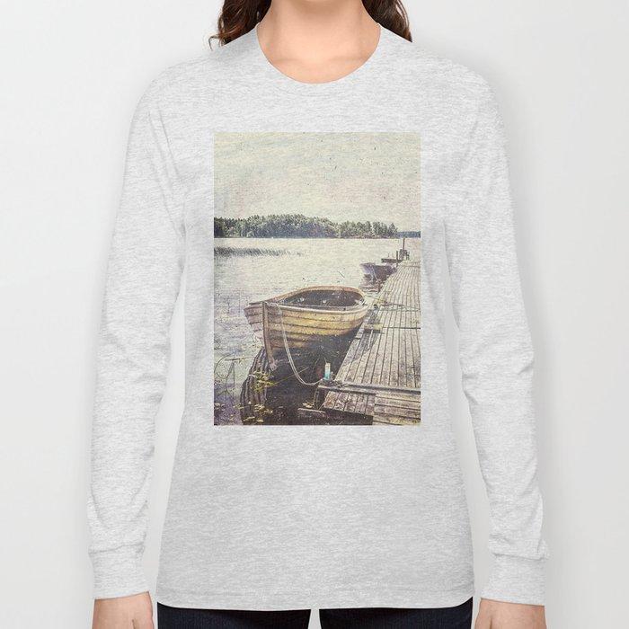 Boaty Long Sleeve T-shirt