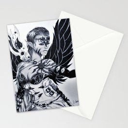 Warrior Queen 2.0 Stationery Cards