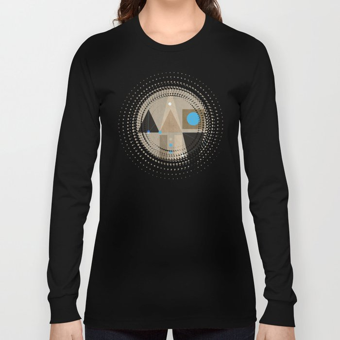 Geometric/Abstract 7 Long Sleeve T-shirt