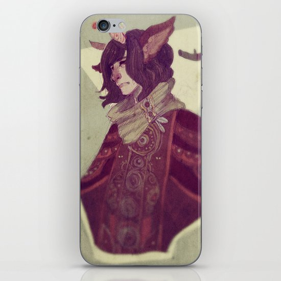 The Reverser iPhone & iPod Skin