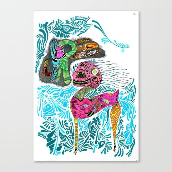 Libre Canvas Print