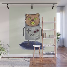 Codename: Professor Pants Wall Mural