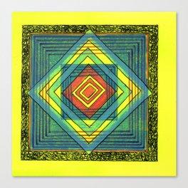 SQUARRUG Canvas Print