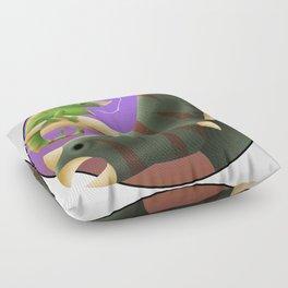 Daddy? Floor Pillow